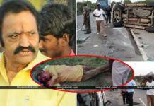 Reasons for accident of harikrishna