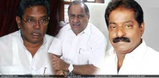 Vatti vasanth kumar And Mp Girajala Swamy meets mudragada padmanabham