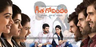 geetha govindam collections
