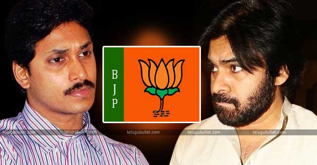ysrcp and janasena tension with 2019 elections survey report