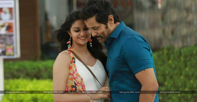 Vikram Saamy Movie Working Stills