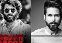 Arjun Reddy Movie Remake In Bollywood