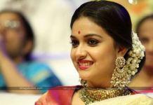 Rajinikanth Romance With Keerthi Suresh