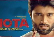 Vijay Devarakonda Next Movie Nota