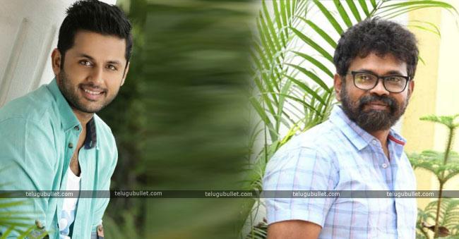 Nithin Next Movie With Sukumar