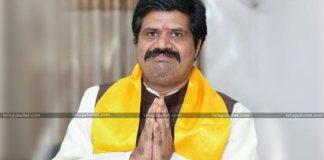 Anakapalli Tdp Mp Avanthi Srinivas Join In Ysrcp Party
