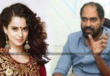 Tollywood Director Krish Breaks His Silence About Kangana Ranaut
