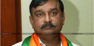 BJP MLA Vishnu Kumar Raju Elected As Floor Leader In Andhra Pradesh