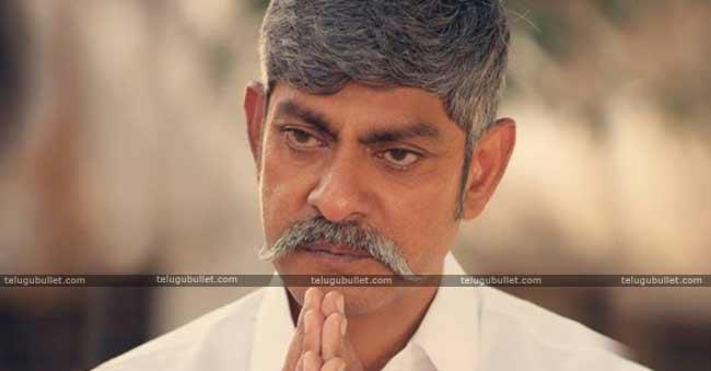 Jagapathi Babu First Look From Yatra Movie