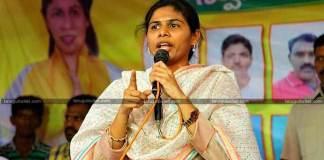 AP Minister Akhila Priya Respond On Party Change Rumours