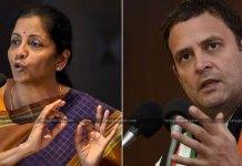 Nirmala Sitharaman Insults HAL