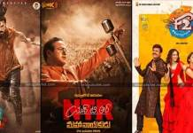 Sankranthi Movies Are All Ready For War