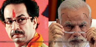 Shiv Sena Shock To Modi