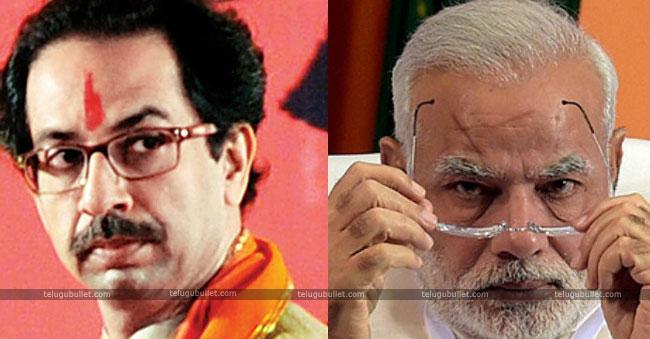 Shiv Sena Shock To Modi