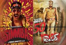 Temper Not Clean Hit In Telugu But Simmba Blockbuster In Hindi