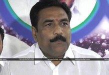 Katam Reddy Sridhar Reddy Arrested