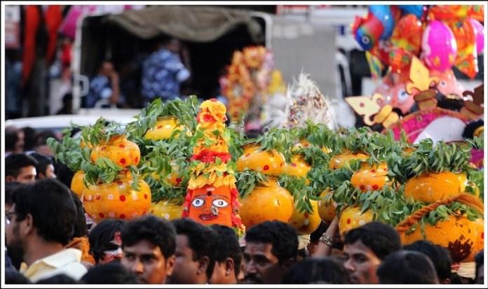 Telangana Government is prepared for bonalu