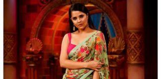 is Anusuya going to miss Jabardasth
