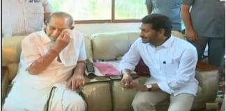Jagan visited vijayanirmala dead body