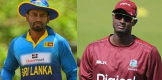 west indies challenge to srilanka