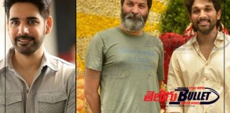 sushanth play key role in trivikram movie