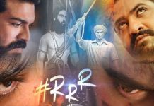 Shooting update of RRR