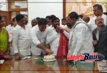 cm kcr birthday wishes to minister jagadeesh reddy