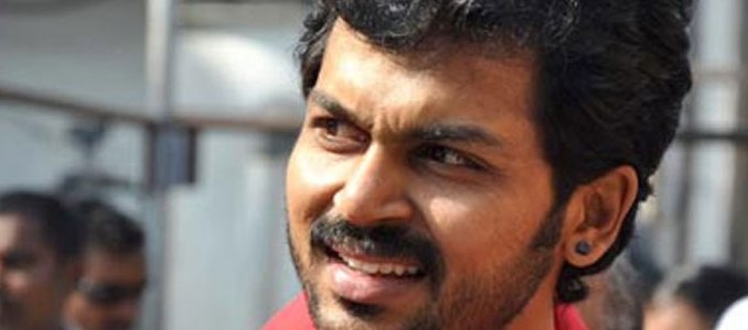 karthi dev will release on feb 14