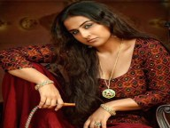 vidya balan wish to act in rajamouli film