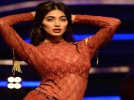 pooja hegde in tollywood top chair