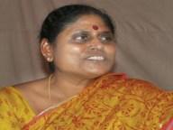 vijayamma comments on elections