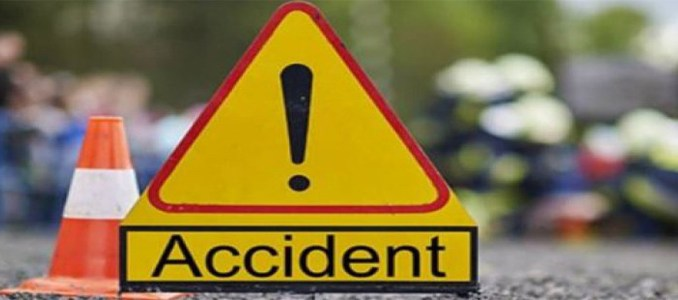accident in mancherial