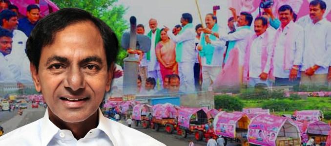 kchandrasekharrao federal front