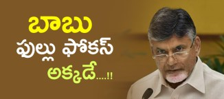 chandrababunaidu focus on chandragiri cosntiuency
