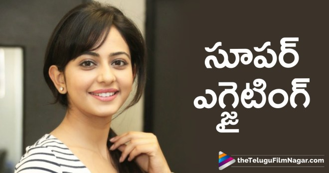 Rakul Preet Singh is an Entertainer,Rakul Preet Upcoming Movie News,Telugu Filmnagar,Upcoming Telugu Movies 2018,Latest Telugu Movie Updates,Actress Rakul Preet Singh Latest News,Rakul Preet Singh Next Movie Updates,Rakul Preet New Movies