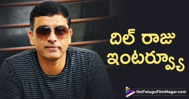 Dil Raju About Lover Movie and his Upcoming Movies, Dil Raju Upcoming Films, Dil Raju About Lover Movie Story, Dil Raju Opens Up About His 7 Upcoming Movies,Telugu Filmnagar, Telugu Movie News 2018, Latest Telugu Film News, Tollywood Cinema Updates