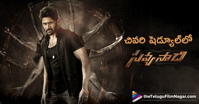 Savyasachi Final Schedule Details, final schedule details of savyasachi, Telugu Cinema news, Naga Chaitanya Savyasachi final schedule, #Savyasachi, Naga Chaitanya Savyasachi Latest Updates, Naga Chaitanya Upcoming Movie, Savyasachi Telugu Movie, Telugu FilmNagar, Latest Tollywood Updates,