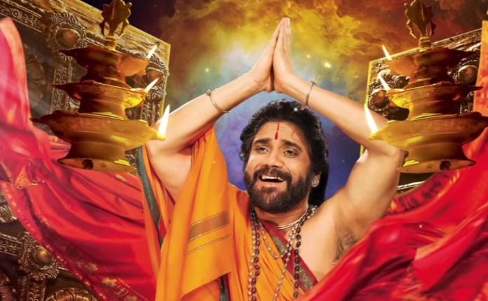 ప్రీ రిలీజ్ బిజినెస్ లో అదరగొడుతున్న 'ఓం నమో వెంకటేశాయ'
