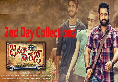 janata garage movie second day collections