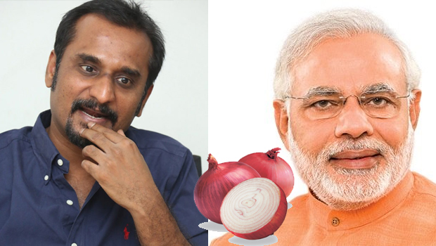 director deva katta tweet about 500 and 1000 rs notes changing process compared to modi onion