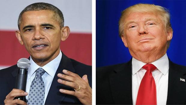 obama said Trump needs self control