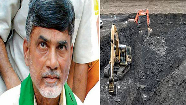 seven mandals into andhra with with thousand crores
