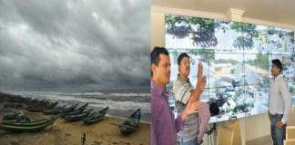 Vardha Cyclone getting close to Andhra Pradesh