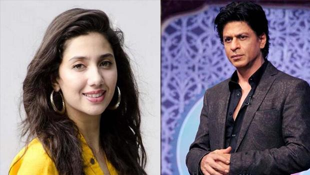 shahrukh khan raees movie acting in pakistani actress mahira khan