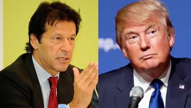 imran khan shocking letter to trump