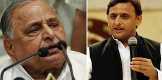 akhilesh yadav and mulayam singh yadav Strategy story like as ramayana