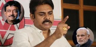 pawan kalyan do fulfill to ram gopal varma wish modi was troubled