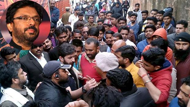 rajput karni sena attack on sanjay leela bhansali