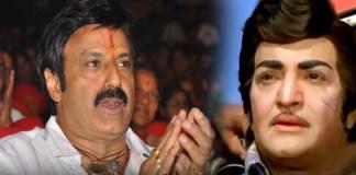 balakrishna to direct and hero ntr biopic movie