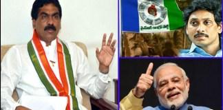 lagadapati rajagopal says sweet news to ycp and bjp